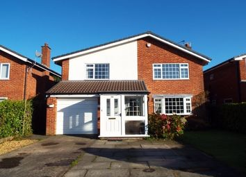 Thumbnail 4 bed detached house to rent in Egerton, High Legh, Knutsford