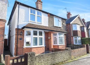 Thumbnail 3 bed semi-detached house for sale in Hilliard Road, Northwood, Middlesex