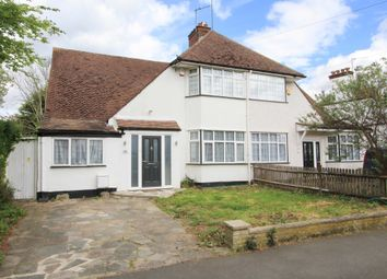 Thumbnail 4 bedroom semi-detached house for sale in Hillcroft Avenue, Pinner