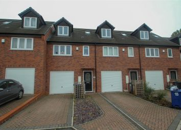 Thumbnail 3 bed town house for sale in Trent View Grove, Hanley, Stoke-On-Trent