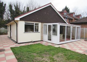 Thumbnail 2 bed detached bungalow for sale in Denmark Road, Carshalton