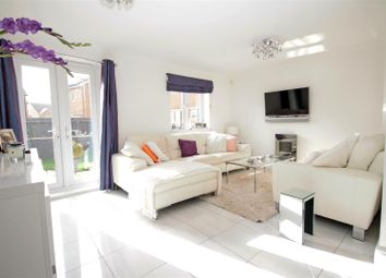 Thumbnail 3 bed semi-detached house for sale in Greensleeves Drive, Aylesbury