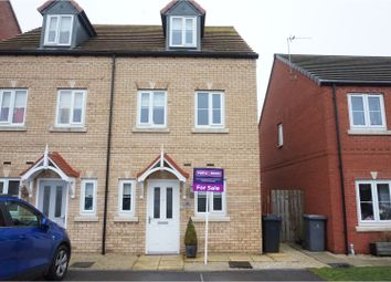 Thumbnail 3 bed semi-detached house for sale in Clarke Avenue, Sheffield