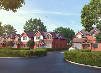 Thumbnail 4 bed terraced house for sale in The Great Oaks, Poyle Road, Tongham, Farnham