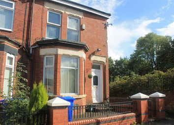 Thumbnail 3 bedroom end terrace house for sale in West Bank, Higher Openshaw, Manchester