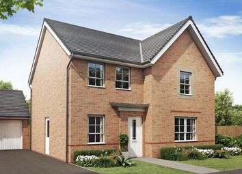 "Thumbnail 4 bed detached house for sale in ""Radleigh"" at Magna Road, Wimborne"