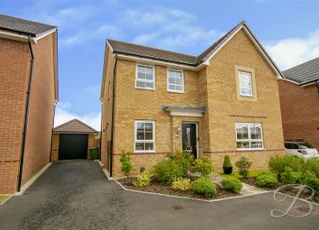 4 bed detached house for sale in Lindhurst Way West, Mansfield NG18