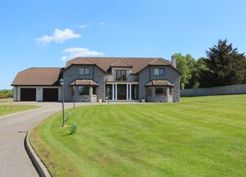 Thumbnail 5 bed detached house for sale in The Grange, Upper Myrtlefiled, Inverness