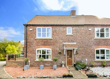 Thumbnail 3 bed semi-detached house for sale in 4 All Saints Mews, Preston, Hull