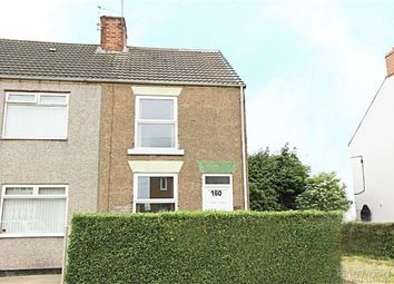Thumbnail 2 bed semi-detached house to rent in Manor Road, Brimington, Chesterfield, Derbyshire