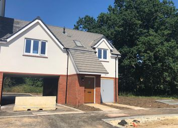 Thumbnail 2 bedroom property for sale in Plot 6056 Badbury Park, Swindon, Wiltshire