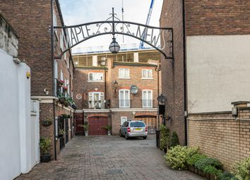 Thumbnail 3 bed mews house to rent in Maple Mews, Maida Vale, London