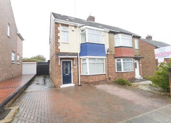 3 bed semi-detached house for sale in Elmwood Road, Hartlepool TS26