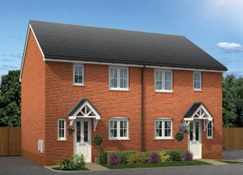 Thumbnail 3 bed semi-detached house for sale in The Wyre, West Park Drive, Macclesfield, Cheshire