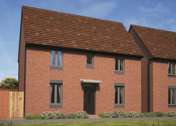 "Thumbnail 4 bed detached house for sale in ""Bradgate"" at Lawley Drive, Telford"