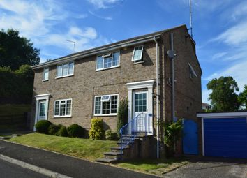 Thumbnail 4 bed semi-detached house for sale in Longcroft Road, Yeovil