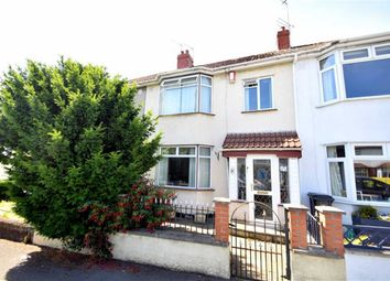 Thumbnail 3 bedroom terraced house for sale in Southmead Road, Westbury On Trym, Bristol