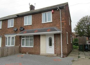 Thumbnail 2 bed semi-detached house to rent in Fabian Road, Eston, Middlesbrough