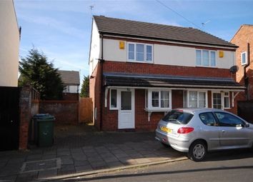 Thumbnail 2 bed semi-detached house to rent in Agnes Grove, Wallasey, Merseyside