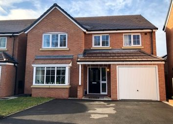 Thumbnail 4 bed detached house to rent in Salmon Drive, Birmingham