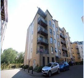 Thumbnail 2 bedroom flat for sale in Yeoman Close, Ipswich