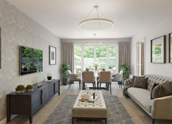 """Thumbnail 4 bedroom semi-detached house for sale in """"Woodcroft"""" at Havant Road, Emsworth"""