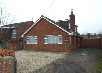 Thumbnail 4 bedroom bungalow for sale in Station Road, Woburn Sands