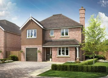 Thumbnail 4 bed detached house for sale in Walnut Grove, Crawley Down Road, Felbridge, West Sussex