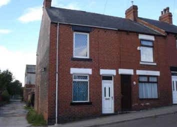 Thumbnail 2 bed end terrace house to rent in Park View, Royston, Barnsley