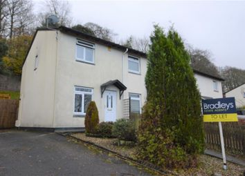 2 bed end terrace house to rent in Wordsworth Close, Chelston, Torquay, Devon TQ2