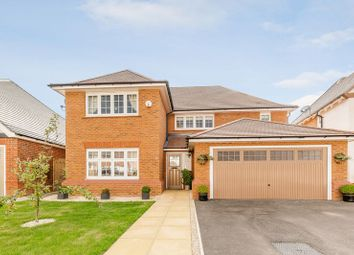 Thumbnail 4 bed detached house for sale in Wadlow Drive, Shifnal