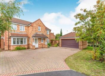 Thumbnail 4 bed detached house for sale in Hatchellwood View, Doncaster, South Yorkshire