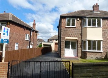 Thumbnail 3 bed semi-detached house for sale in Weeland Road, Crofton, Wakefield, West Yorkshire.