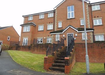 Thumbnail 2 bed flat for sale in Staley Close, Stalybridge