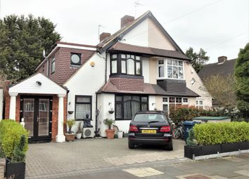Thumbnail 5 bed semi-detached house for sale in Sylvia Avenue, Hatch End, Pinner