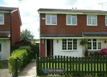 Thumbnail 2 bed semi-detached house to rent in Poplar Close, Winsford