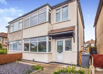 Thumbnail 3 bedroom semi-detached house for sale in Lockerbie Avenue, Thornton Cleveleys, Lancashire, .