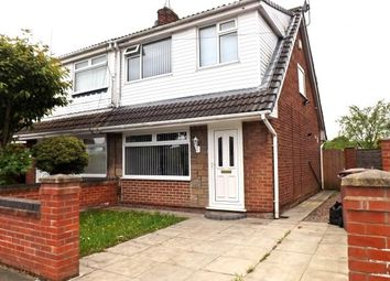 Thumbnail 3 bed semi-detached house to rent in Woolacombe Avenue, Sutton Leach, St. Helens