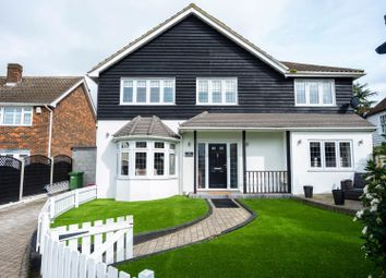 Thumbnail 5 bed detached house for sale in Applegate, Pilgrims Hatch, Brentwood