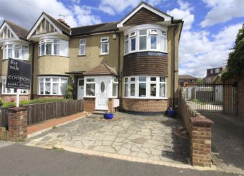 Thumbnail 3 bed end terrace house for sale in Ashburton Road, Ruislip