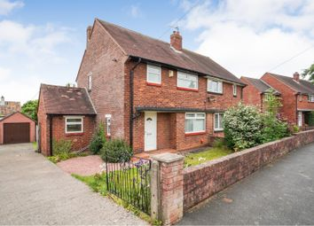 Thumbnail 3 bed semi-detached house for sale in Geltsdale Avenue, Carlisle
