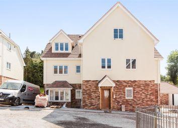 Thumbnail 1 bedroom flat for sale in Woodlands, Catherine Road, Benfleet