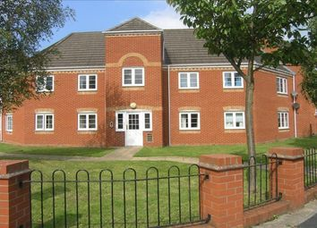 Thumbnail 2 bed flat for sale in Smallshire Close, Wednesfield, Wolverhampton