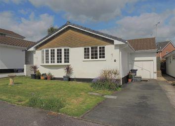 Thumbnail 3 bed detached bungalow for sale in Penarwyn Woods, St. Blazey, Par
