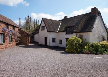 Thumbnail 6 bedroom detached house for sale in Combe Florey, Taunton