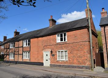 Thumbnail 4 bed cottage for sale in Main Street, Ashby Parva, Lutterworth