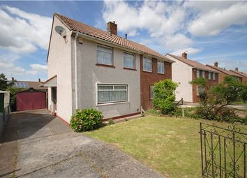 Thumbnail 2 bed semi-detached house for sale in Totshill Drive, Bristol
