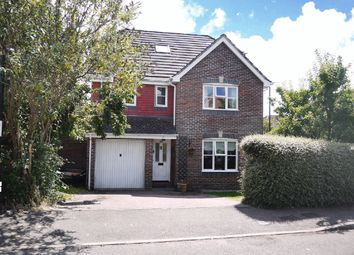 Thumbnail 5 bed detached house for sale in Coulstock Road, Burgess Hill