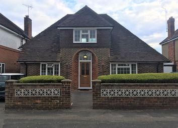 Thumbnail 3 bed property to rent in Upper St. Michaels Road, Aldershot