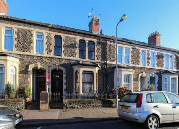Thumbnail 3 bedroom terraced house to rent in Llanfair Road, Cardiff